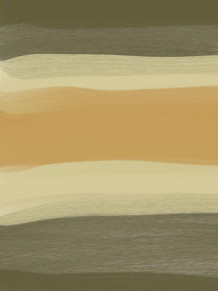 Modern abstract - ocior van YOPIE illustraties