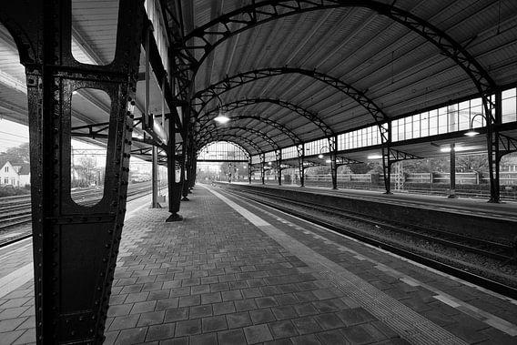 Haarlem: Station westperron 2
