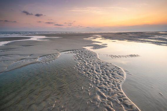 Gezeitenstrom Nordsee Strand
