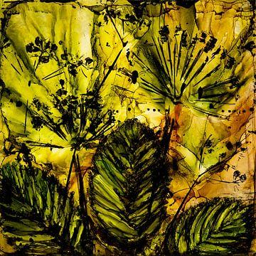Das Leben der Blätter 1 von Agnieszka Zietek