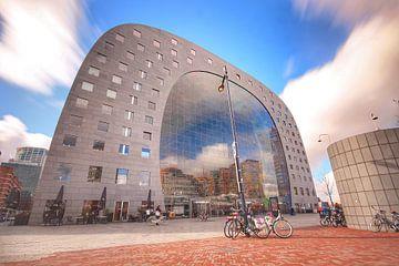 Markthal Rotterdam  van Maurice Hoogeboom