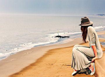 Rêver pendant les vacances sur Kim Verhoef