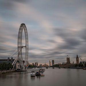 Millenium Wheel, London