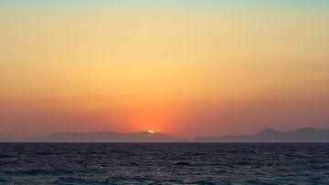 Sunset van Gert Tijink