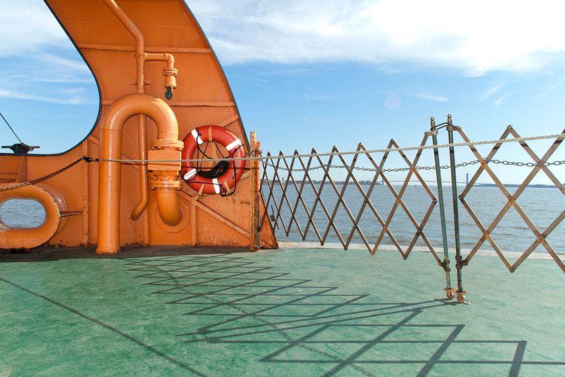 very ferry van Umana Erikson
