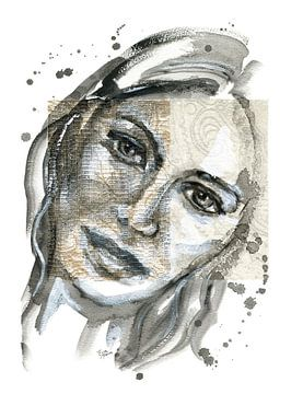 Onderzoekend van ART Eva Maria