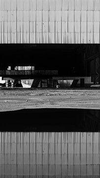 Abstrakte Reflexion von Thomas Procek
