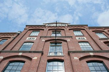 Voormalig Rijstpellerij pakhuis Hollandia von Design In Beeld