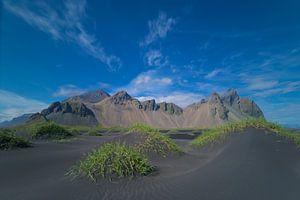 Vestrahorn, IJsland