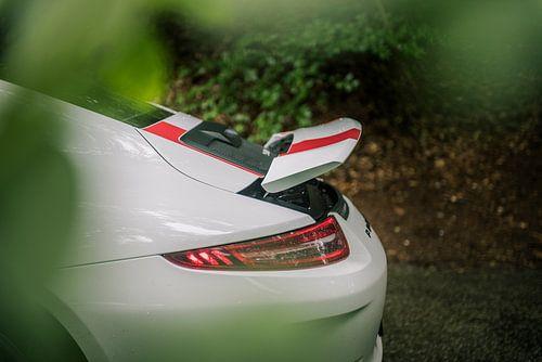 Porsche 911 R  van