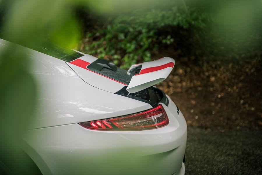 Porsche 911 R  van Sytse Dijkstra