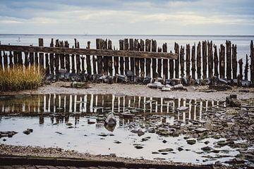 La mer des Wadden - 10 sur Rob van der Pijll