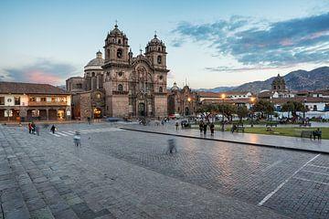 Plaza de Armas Cusco sur Luc Buthker