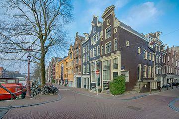 Kleurrijk Amsterdam van Peter Bartelings Photography
