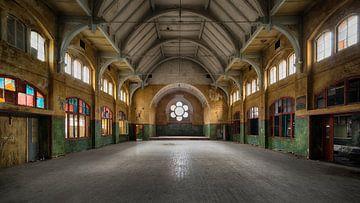 Beelitz Heilstatten sur