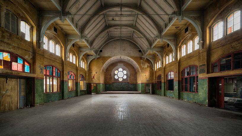 Beelitz Heilstatten von Peter Zeedijk