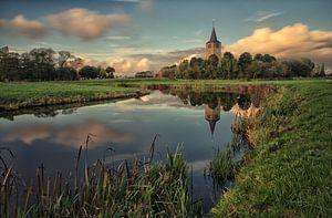 Een kerkelijk stilleven van Remco de Vries