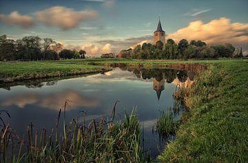 Een kerkelijk stilleven von Remco de Vries