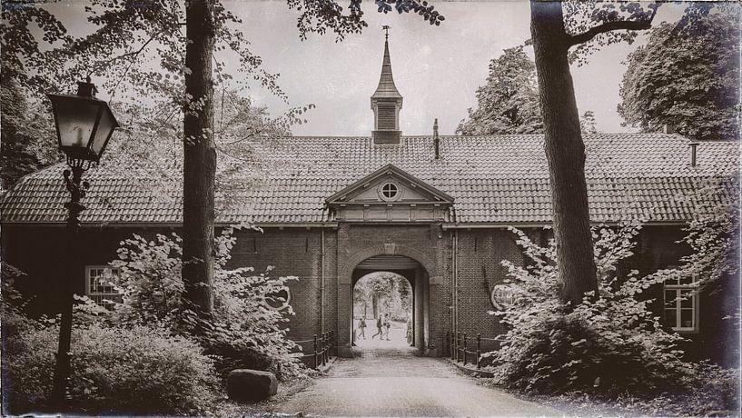 Poortgebouw Rhijnauwen van Jan van der Knaap