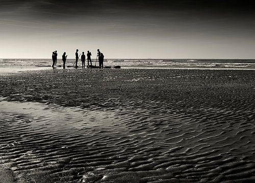 Low Tide Surfers van