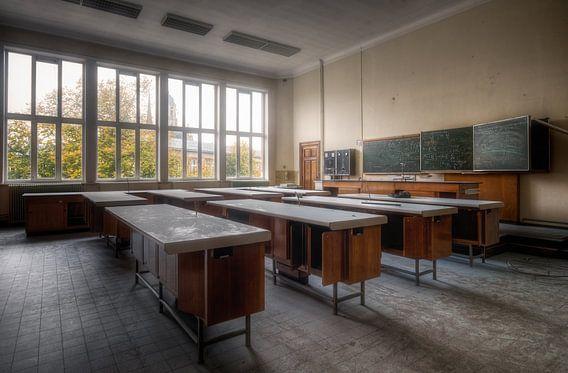 School is Uit van Roman Robroek