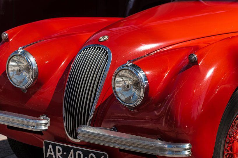 The Car a classic van Brian Morgan