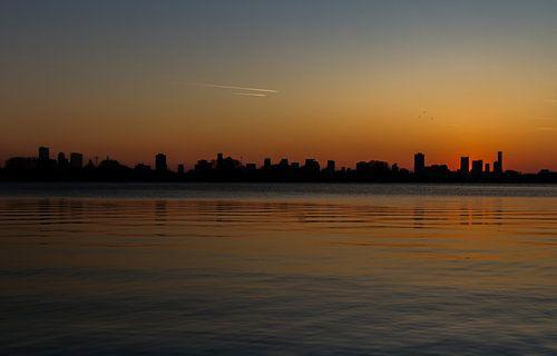 Skyline of Rotterdam von MS Fotografie