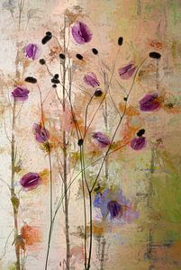 Flower infusion van Saskia Dingemans