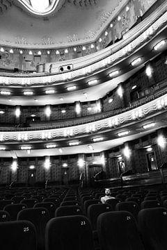 Tuschinski Theater - Amsterdam von Maurice Weststrate