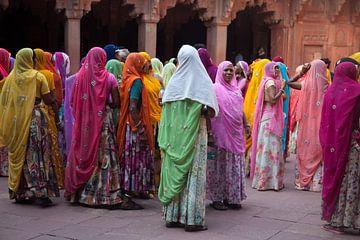 Kleurrijk India von Chico Bos