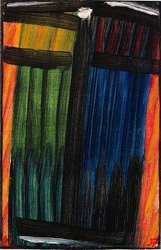 Grosse Meditation - Fegefeuer I, Alexej von Jawlensky, 1937.jpg