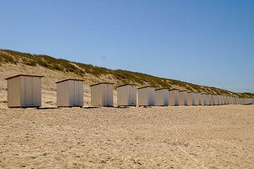 Beachhouses van Noortje van Zuidam