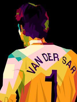 Van Der Sar wpap von miru arts