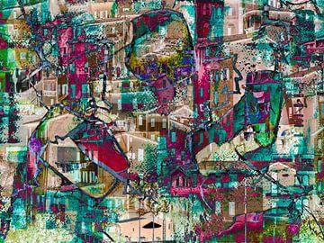 Kleur je stad van Lida Bruinen