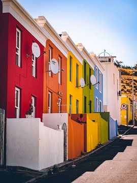 Colorful Bo-Kaap sur Fabian Bosman