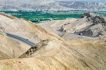 Pan-American Highway Peru von Arjan Blok