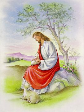 Jesus der Retter von Patrick Hoenderkamp