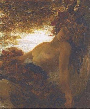 topless Herbst, Herbert James Draper