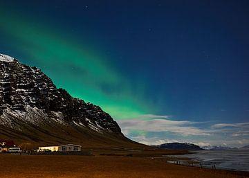 Aurora Borealis  van Henk Goossens