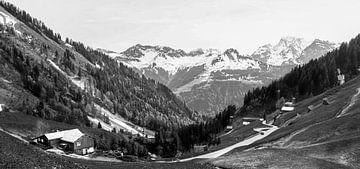 Berglandschap Oostenrijk von Heino Minnema