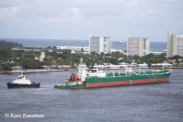 Petro Chemische Schip Transport van Koos Koosman