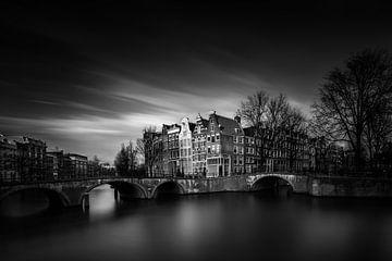 Donker Amsterdam von Martijn Kort