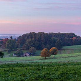 Arnhemse Park Klarenbeek heuvelachtig landschap in de Gelderse hoofdstad van Dave Zuuring