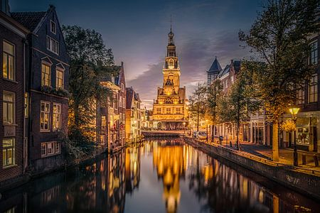 Waag Alkmaar van Marcel Witte