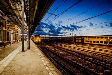 Station Nijmegen von Marcel Krijgsman