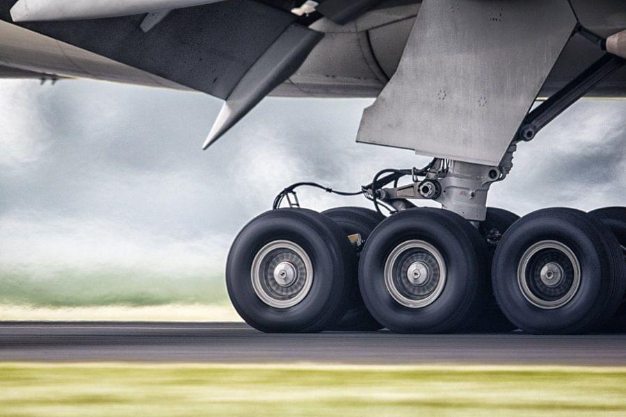 Etihad Boeing 777 van Nildo Scoop