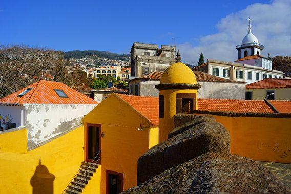 Fortaleza de São Tiago, Funchal