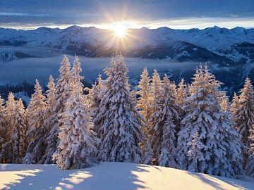 Alpentraum II von Rainer Mirau