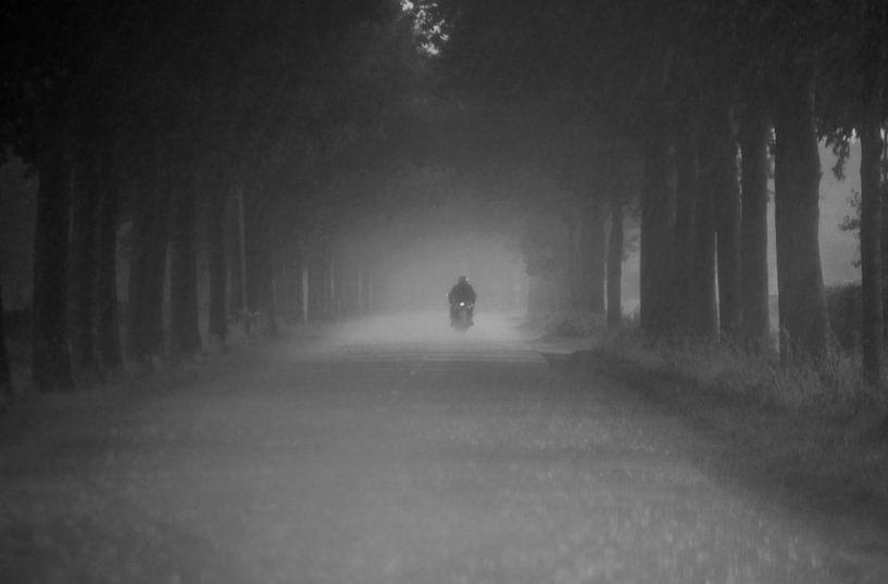 Rainy Road  van Ipo Reinhold