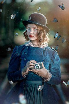 De vlinder koningin, Goran Jordanski